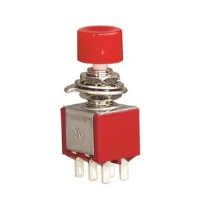 کلید شستی DS-622 ON-OFF PUSH BUTTON SWITCH