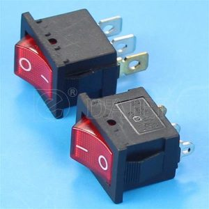 کلید راکر KCD1-2-101N ON-OFF ROCKER SWITCH