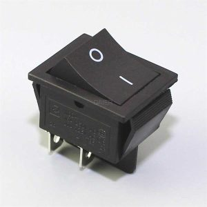 کلید راکر KCD2-201-4 ON-OFF ROCKER SWITCH