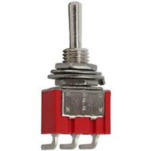 کلید کلنگی MTS-103-C3 ON-OFF-ON TOGGLE SWITCH