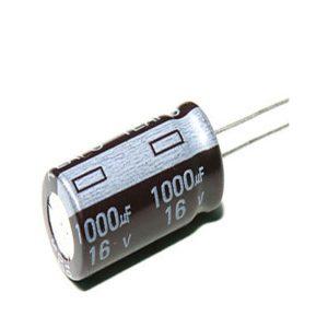 1000UF 16V YTF خازن الکترولیت ۱۰۸۰۰۷۰۵۶