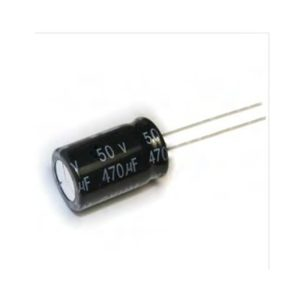 470UF 50V YTF خازن الکترولیت ۱۰۸۰۰۷۰۵۵