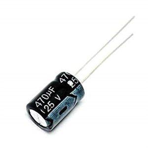 470UF 25V YTF خازن الکترولیت ۱۰۸۰۰۷۰۵۴