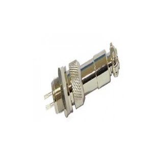 کانکتور فلزی 16 میل 2PIN 16MM METAL CONNECTOR