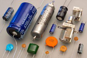 خازن Capacitor چیست